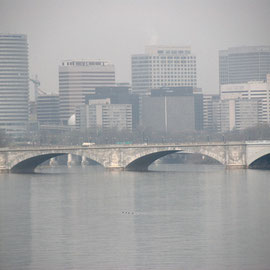 Key Bridge and North Rosslyn
