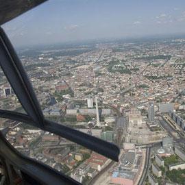 Hubschrauberflug Berlin