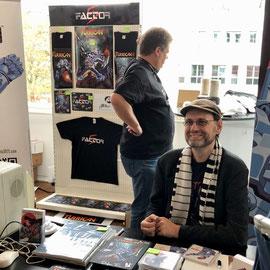 Chris Hülsbeck, Amiga 32 Event Neuss, Männerquatsch Podcast #14 (Ausflug: ejagfest 2017 & Amiga32, C65 Prototyp, Netzneutralität)