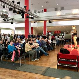 Markus Tillmann, Organisator Amiga 32 Event Neuss, Podcast #14 (Ausflug: ejagfest 2017 & Amiga32, C65 Prototyp, Netzneutralität)