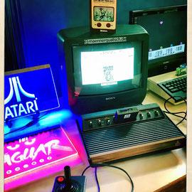 Wir sprechen in dieser Sonderfolge über Videospiele-Erinnerungen und im besonderen über das Atari 2600.