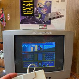 In Folge #61 des Männerquatsch Podcast sprechen wir über das Amstrad GX4000