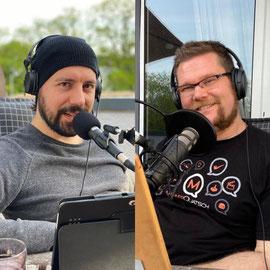 In Jubiläumsfolge #100 des Männerquatsch Podcast, sprechen wir über Rückblicke, Einblicke, Ausblicke zum Podcast.