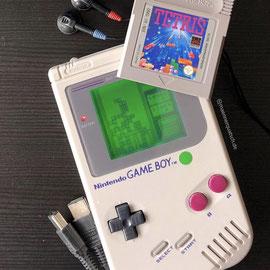 Wir sprechen in dieser Sonderfolge über Videospiele-Erinnerungen und im besonderen über den Game-Boy.
