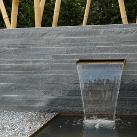 Tessiner Verblendmauerwerk, Gneis