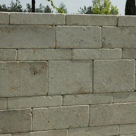 Kleinmauersteine Kalkstein, Eberhard Gartenbau AG