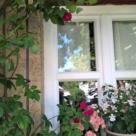 Fenster zum Flur unten