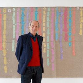 Giorgio Griffa, Künstler