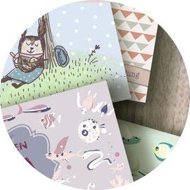 Illustrationen & Karten