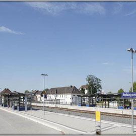 Bahnhof Bedburg