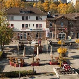 Bahnhof Lennestadt-Altenhundem