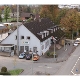 Bahnhof Brakel