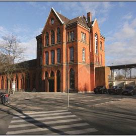 Bahnhof Detmold