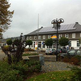 Bahnhof Bestwig