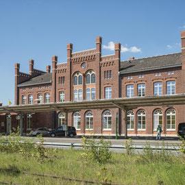 Bahnhof Warburg
