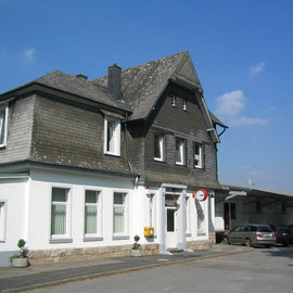 Bahnhof Schwerte-Ergste