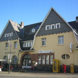 Bahnhof Bad Berleburg