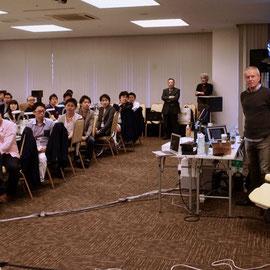 Greetings from Mr. Kazuhiro Shida