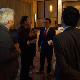 Meeting with Japanese speakers
