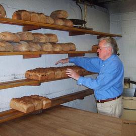Brotverkauf am Samstag