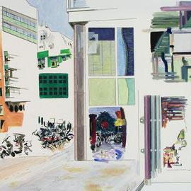 Markgrafenstraße (von der Axel - Springer - Passage aus gesehen) 1