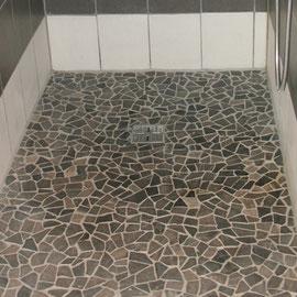 Albertus rénovation transformation d'une salle de bain à saint bonnet