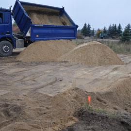 noch mehr Sand