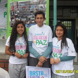 Semana por la paz jfr 2013, convivencia, tolerancia, colegio jose felix restrepo