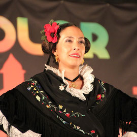 "Grupo Promocion Folklore Extremeno ""Caramancho"" (Don Benito - Espagne) - Photo A.MAS/FOLKOLOR 2013"