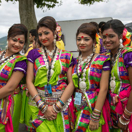 Fab Indo-Bangla (Bangladesh) - Photo Michel Renard FOLKOLOR 2014