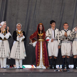 Othello Folklore Association (Famagusta - Chypre) - Photo M.RENARD/FOLKOLOR 2013