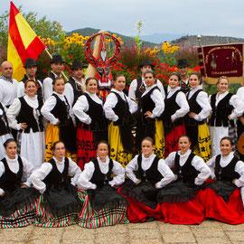 "Grupo Promocion Folklore Extremeno ""Caramancho"" (Don Benito - Espagne) - Photo M.RENARD/FOLKOLOR 2013"