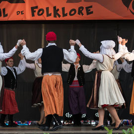 Ensemble Bleuniadur (Saint-Pol de Léon - Bretagne - France) Photo Michel Renard - FOLKOLOR 2014