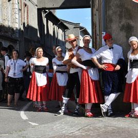 El Foment de la Sardana Esbart dels Reis de Mallorca (Perpignan/Catalogne/France) Photo PhM/FOLKOLOR 2013