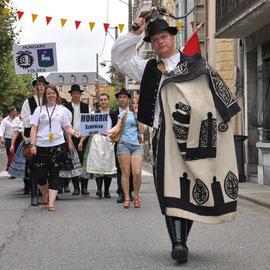 Szélrózsa Néptáncegyüttes (Földes - Hongrie) Photo Ph.M/FOLKOLOR 2013