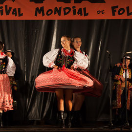 Folk Ensemble 'Ziemia Myślenicka' (Myślenice - Pologne) - Photo Ph.M/FOLKOLOR 2013