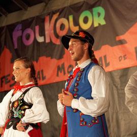 Folk Ensemble 'Ziemia Myślenicka' (Myślenice - Pologne) - Photo A.DELHAYE/FOLKOLOR 2013