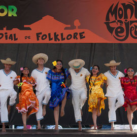 Danzart Bolivia (La Paz - Bolivie) Photo M.RENARD/FOLKOLOR 2013