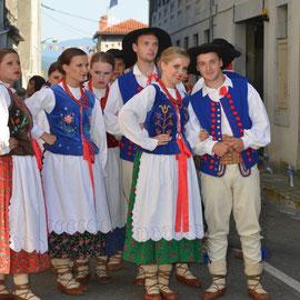 Folk Ensemble 'Ziemia Myślenicka' (Myślenice - Pologne) - Photo G.SIGRO/FOLKOLOR 2013