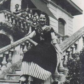 Fête du Felibrige de l'Escolo deras Pirenos pendant l'été 1933