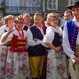olk Ensemble 'Ziemia Myślenicka' (Myślenice - Pologne) - Photo Ph.M/FOLKOLOR 2013