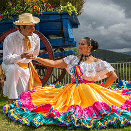 Compañia Folclórica Matambú (Costa Rica) - Photo Michel Renard - FOLKOLOR 2014