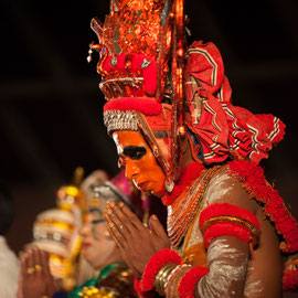 Bhavana Theatre for Arts (Cochin - Inde) Photo M.RENARD/FOLKOLOR 2013