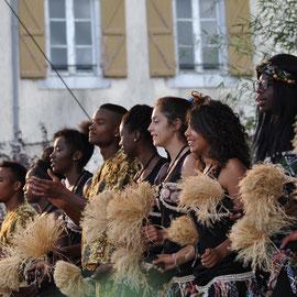 Les Batuc'Ados de Colombes - Photo Philippe Mourembles FOLKOLOR 2014