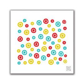 Dots Highchair Mat