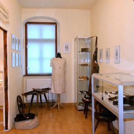 Ausstellungsraum Heimatgeschichte