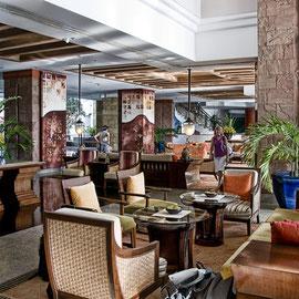 Lobby Hilton Resort Huahin