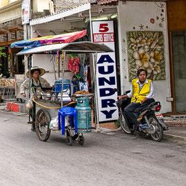 Einkaufsstrasse Huhahin