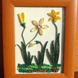 narcisi -quilling