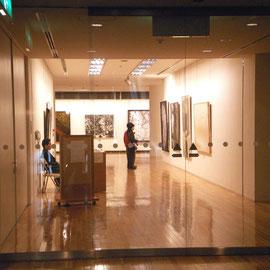 熊本県立近代美術館にて展示